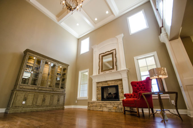 For over 25 years, Jimmy Nash Homes has been building custom homes within a thirty mile radius of Lexington, Kentucky.
